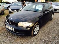 2009 BMW 1 SERIES 118d SE DIESEL