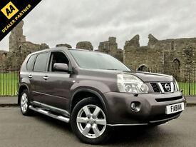 2008 Nissan X-Trail 2.0dCi 148 AUTO Aventura Explorer *Heated Leather Nav*