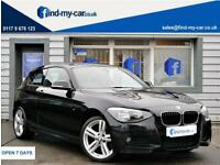 2014 64 BMW 118 2.0TD ( 143bhp ) ( s/s ) Sports Hatch M Sport 1 OWNER with FSH