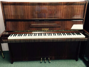 PETROF 49 inch upright-222946 PIANO FOR SELL, GOOD CONDITION