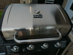 BBQ MasterChef S480 au Gaz Naturel