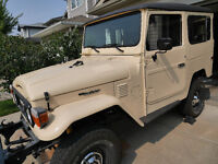 1981 BJ42 Toyota Land Cruiser