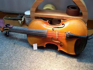 Violin, Copy of Jacobus Stainer.
