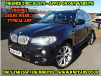 2008 BMW X5 3.0sd auto Twin Turbo M Sport - 4x4 - KMT Cars