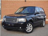 2010 10 Land Rover Range Rover 3.6 TD V8 Vogue 5dr (Black, Diesel)