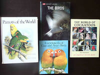 EXOTIC BIRD BOOK LIBRARY FOR SALE $100. OBO