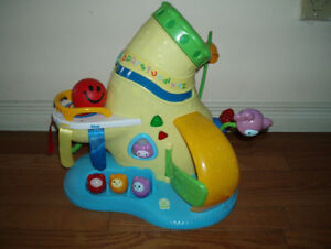 Toys for Babies- Vtech , Leap / Ikea  Roller Coaster