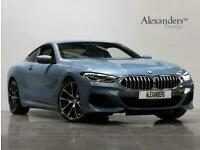 2018 BMW 8 Series 3.0 840d Steptronic xDrive (s/s) 2dr Coupe Diesel Automatic