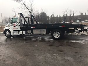 2006 STERLING 3 CAR TOW TRUCK
