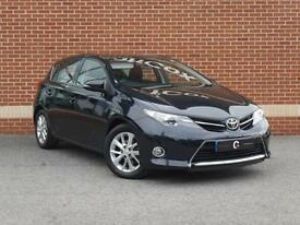 2014 14 Toyota Auris 1.6 V-Matic Icon (Comfort Pack) 5dr (Black, Petrol)
