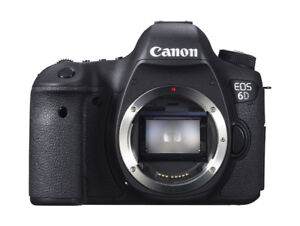 Canon EOS 6D  (BODY ONLY) - BRAND NEW