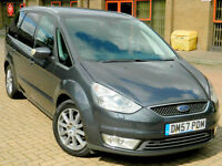 2007 57 REG Ford Galaxy 2.0TDCi GHIA AUTO WITH SAT NAV+PANROOF+LEATHER+XENON'S