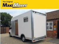 Peugeot Low Loader Mobile Office Van / Mobile Catering Vans / Mobile Shop Van