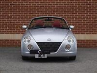 2004 04 Daihatsu Copen 0.66 Roadster 2dr (Silver, Petrol)