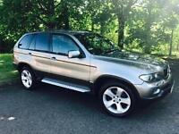 2006 BMW X5 3.0 i Sport SUV 5dr Petrol Automatic (312 g/km, 231 bhp)