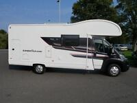 SWIFT Lifestyle 696 6 Berth Motorhome Swift DUCATO (250/251)