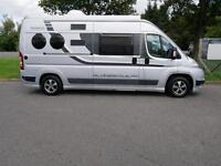 GLOBECAR Globescout Style 3 Berth Campervan Fiat DUCATO