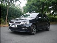 2016 Volkswagen Polo 1.8 TSI BlueMotion Tech GTi (s/s) 5dr