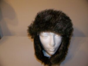 Adult Fax Fur Hektic Winter Hat