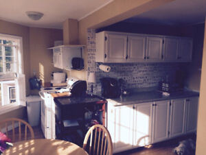 Spacious 2 Bedroom Upstairs Apartment – West End/Downtown