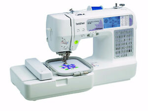 Brother SE400 Computerised Embroidery Machine