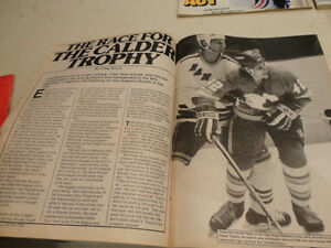 Selling 5 Vintage 1970's to 1991 Hockey Magazines $5 to $10/each Kitchener / Waterloo Kitchener Area image 5