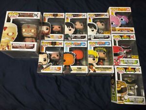 Assorted Funkos for sale!