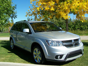 2012 Dodge Journey SXT/Crew SUV, Crossover