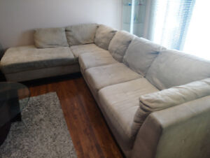Sectional sofa for FREE