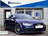 2011 61 Audi TT Coupe 2.0T FSI S Tronic Black Edition
