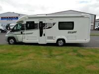 SWIFT Bolero 724 FB 4 Berth Motorhome Fiat DUCATO 42 MULTIJET
