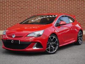 2013 63 Vauxhall Astra 2.0i 16v VXR 3dr (Red, Petrol)