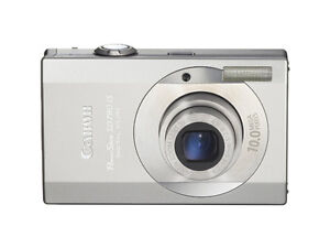 Canon PowerShot SD790 IS Digital Elph Camera Plus Extras