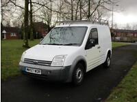 2007/57 FORD TRANSIT CONNECT 1.8 T200 SWB 75 TDCI