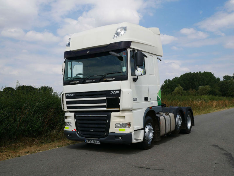 DAF XF 105 460 6 X 2 Tractor Unit - Manual Gearbox | in Nantwich, Cheshire  | Gumtree