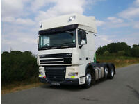 DAF XF 105 460 6 X 2 Tractor Unit - Manual Gearbox