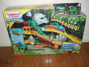 Thomas & Friends Take-n-Play Railway, Thomas & Friend Trains