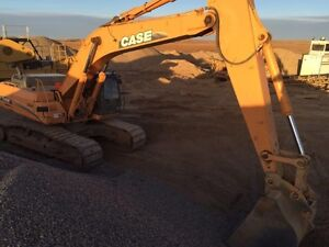 2007 Case CX460 Excavator, Low Hrs., (Bank Repo)
