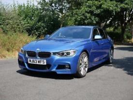 2013 BMW 3 Series 2.0 320d M Sport (s/s) 4dr