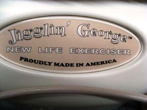 Jigglin George (Life Bed Exerciser) Cambridge Kitchener Area image 2
