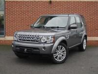 2011 60 Land Rover Discovery 4 3.0SD V6 ( 242bhp ) 4X4 Auto 2010MY HSE (Grey)