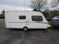 Abbey Vogue 215 2 Berth Caravan