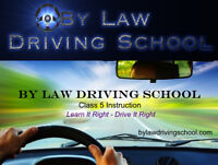 Female Driving Instructor - Class 5 - By Law Driving School