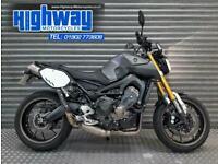 2016 Yamaha MT-09 Sport Tracker Stunning Condition with Warranty & 12 Month MOT