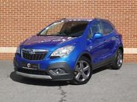 2014 64 Vauxhall Mokka 1.7 CDTi 16v SE 4x4 (Start/Stop) (Blue, Diesel)
