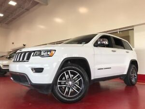 2017 Jeep Grand Cherokee 4X4 Limited