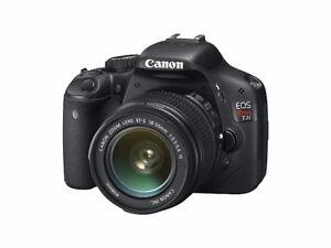 Canon t2i, w/2 lense Trade mirorless Gatineau Ottawa / Gatineau Area image 1