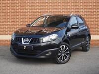 2012 12 Nissan Qashqai 1.5 dCi N-TEC 2WD 5dr (Black, Diesel)