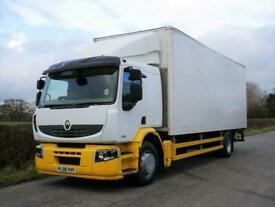 Renault Premium 240 DXI 4 X 2 Box Van