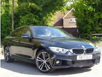 2017 BMW 435D XDRIVE M SPORT GRAN COUPE Auto Hatchback Diesel Automatic